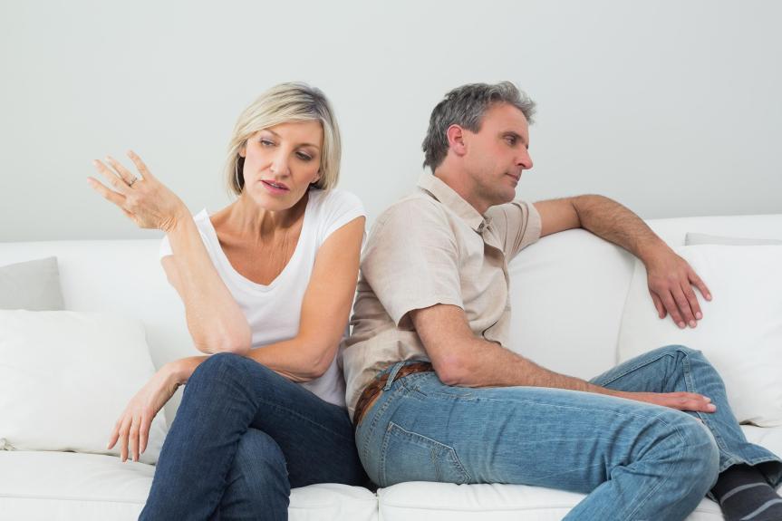 Factores que afectan la relación depareja.